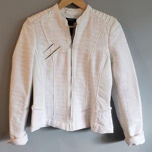 Olsen Jacket Lightweight Cotton Moto Style Jacket